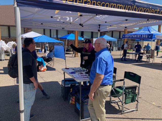 Homeless providers: Resource fair shows need for centralized services